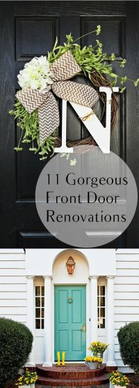 25+ best ideas about Teal front doors on Pinterest   Teal ...