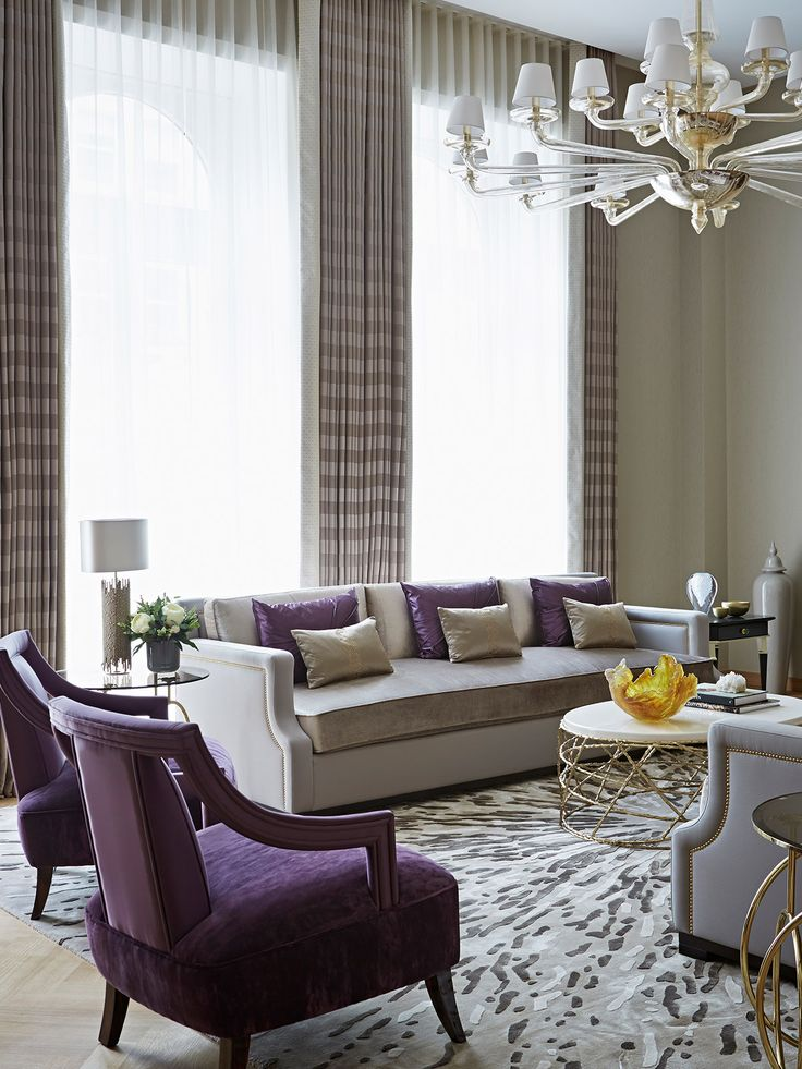 25+ best ideas about Plum living rooms on Pinterest