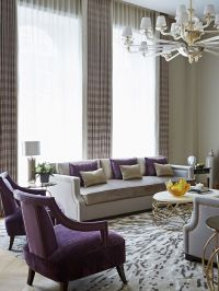 25+ best ideas about Purple Living Rooms on Pinterest ...