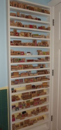 17 Best ideas about Rubber Stamp Storage on Pinterest ...