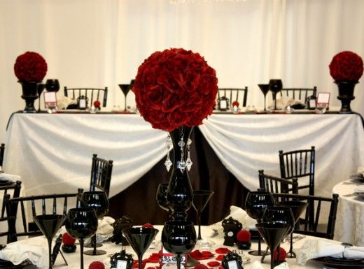 Tablesetting/centerpiece