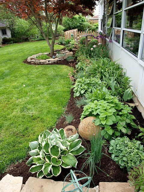 25 Best Ideas About Outdoor Landscaping On Pinterest Diy