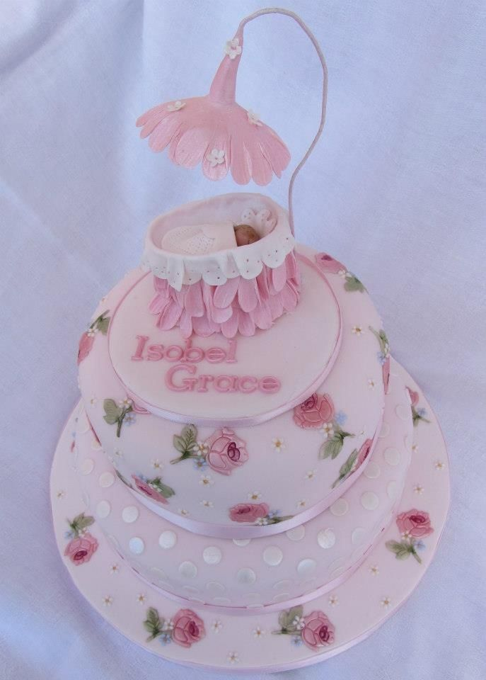 1000 Images About Christening Cakes On Pinterest