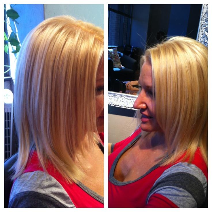 High Lift Natural Blonde Beautiful Buttery Blond Laurel