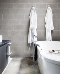 38 best images about Brick in the bathroom on Pinterest ...