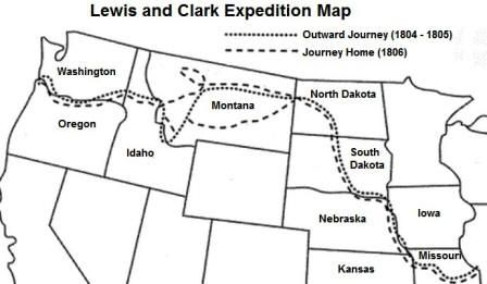 17 Best ideas about Lewis And Clark on Pinterest