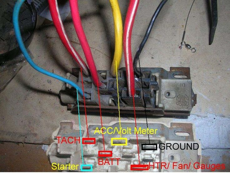 Wiring Harness Diagram For 1990 Jeep Yj