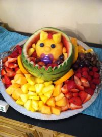 17 Best ideas about Baby Shower Fruit on Pinterest | Baby ...