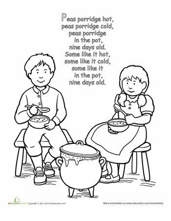 17 Best images about Nursery Rhymes on Pinterest