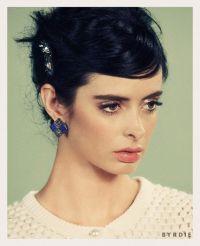 Portrait of a Lady: Krysten Ritter (Byrdie.com) | Her hair ...