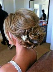 wedding hairstyles short fine