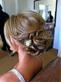 wedding hairstyles for short fine hair | kristen's wedding ...