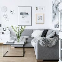 17 Best ideas about Grey Sofa Decor on Pinterest | Grey ...