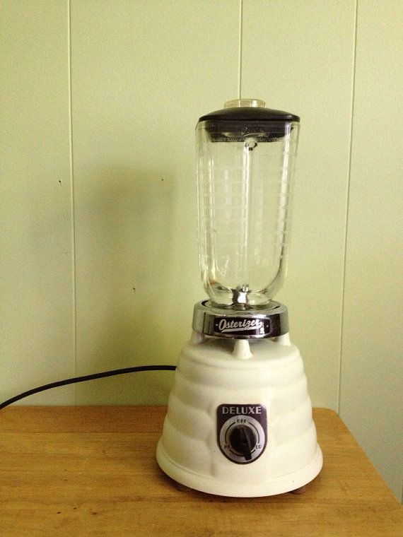 white appliances kitchen art ideas vintage beehive oster blender - model 403 | ...