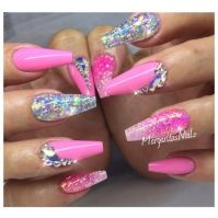 1000+ images about MargaritasNailz on Pinterest | Coffin ...
