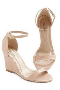 Best 25+ Bridal Wedges ideas only on Pinterest | Wedding ...