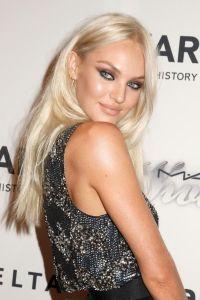 Candice Swanepoel Platinum Hair | hair & makeup ...