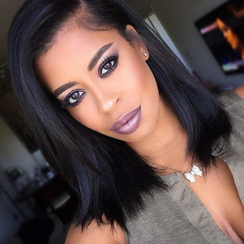 25 Best Ideas About Black Hair Cuts On Pinterest Black Bob