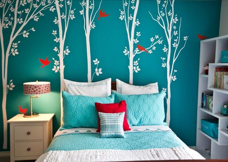 25 best ideas about Teal Teen Bedrooms on Pinterest