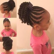 ideas natural hairstyles