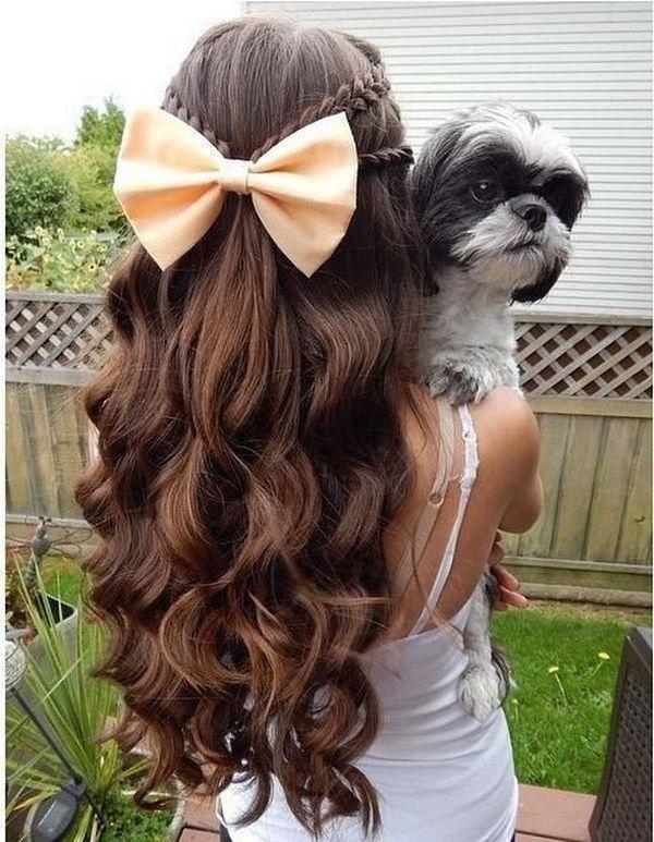 Cute Hairstyles Cute Hairstyles Down Inspiring Photos Of