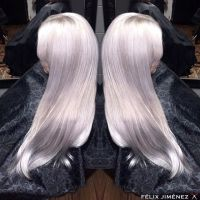 Amazing silver/white ELSA FROZEN ICE BLONDE KENRA color ...