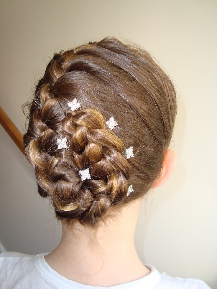 25 Best Ideas About Competition Hair On Pinterest Gymnastics