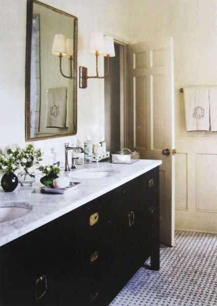 white wainscoting bathroom vanity 17 Best images about Bathroom ideas on Pinterest | Shaker cabinets, Chocolate walls and