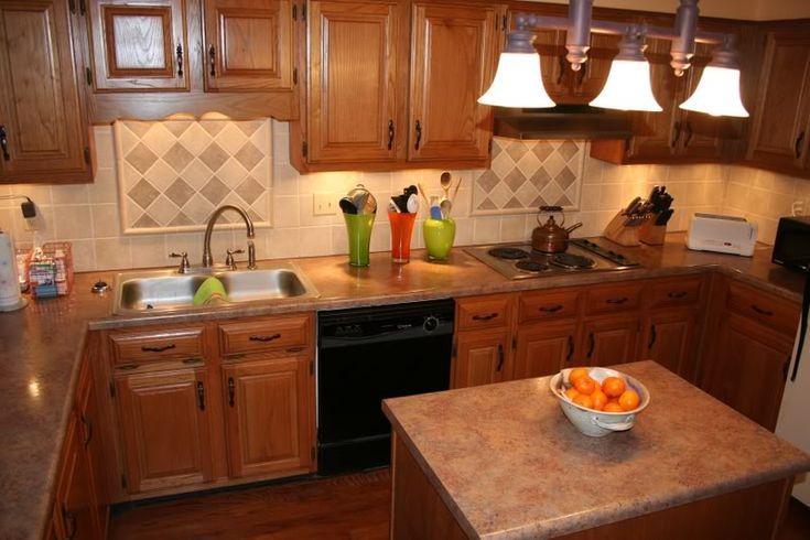 blonde kitchen cabinets az 13 best images about jobs on pinterest | oak ...