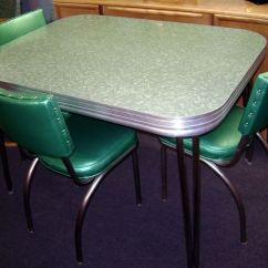 1950s Formica Kitchen Table And Chairs Modern Valances (every House Had A Set!) | 1950's ...
