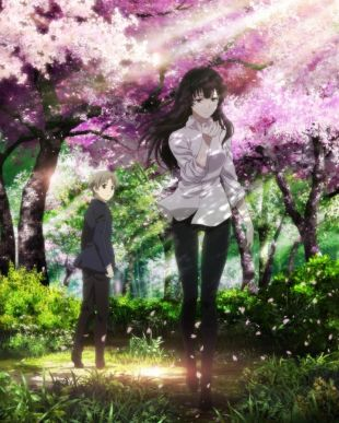Sakurako-san no Ashimoto ni wa Shitai ga Umatteiru