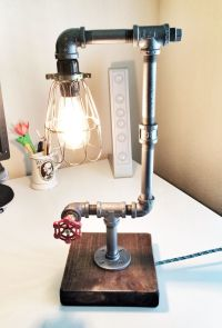 17 Best images about DIY - Pipe Lamps on Pinterest ...
