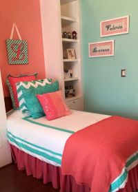 25+ best ideas about Coral girls rooms on Pinterest ...