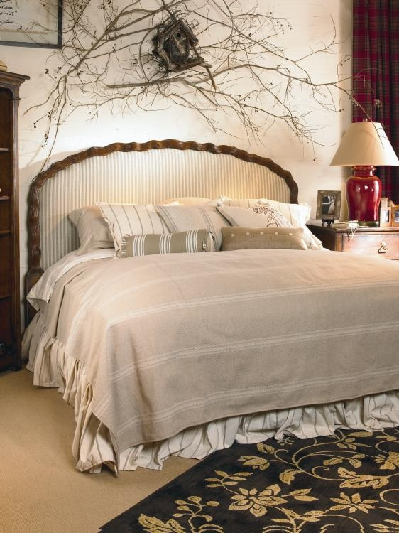 17 Best Ideas About Country Headboard On Pinterest