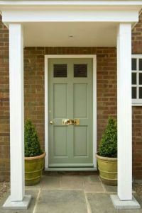 Best 20+ Green front doors ideas on Pinterest | Green ...