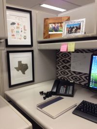 Cubicle decor, desk accessories | Career Start-up ...