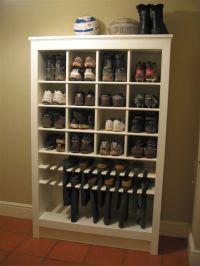 17 Best ideas about Shoe Racks on Pinterest | Diy shoe ...