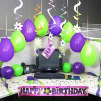 25+ best ideas about Office Birthday Decorations on ...