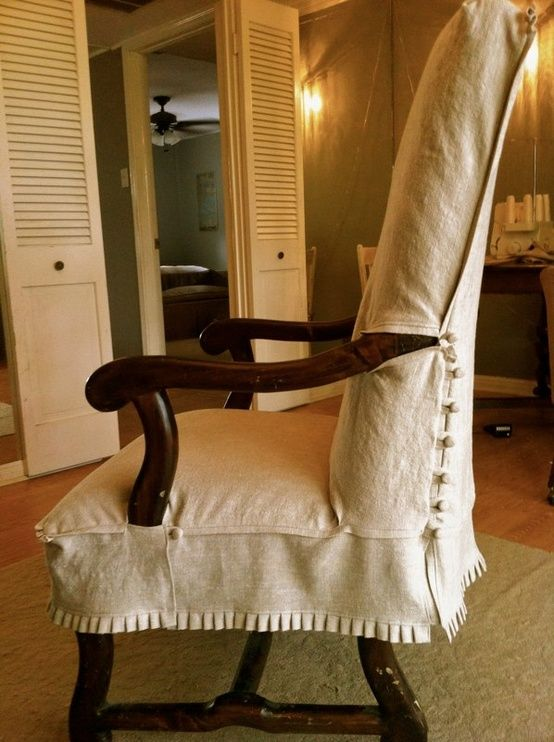 dining room chair covers with arms wedding cover hire newbury color outside the lines: slipcover inspiration, | sewing pinterest ...