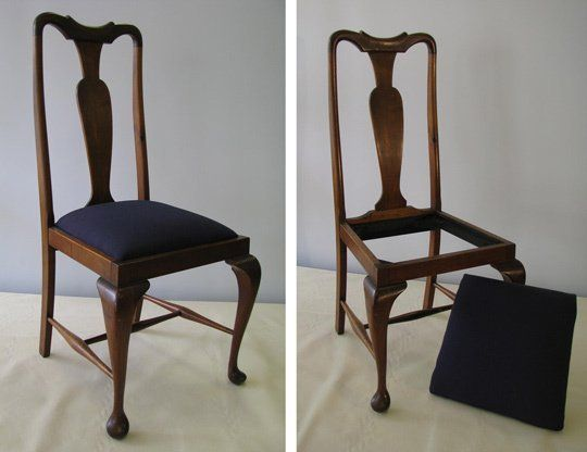 1000 ideas about Reupholster Dining Chair on Pinterest