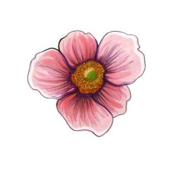 Pink flower drawing hard gardening flower and vegetables 17 best images about flower drawings robins mightylinksfo