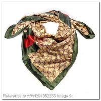 62.95 EUR   trendy.to - Gucci. Silk Scarf - KN133TK. Scarf ...
