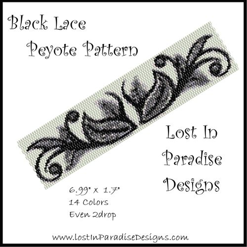 1000+ images about Peyote Bracelet Patterns Lost In