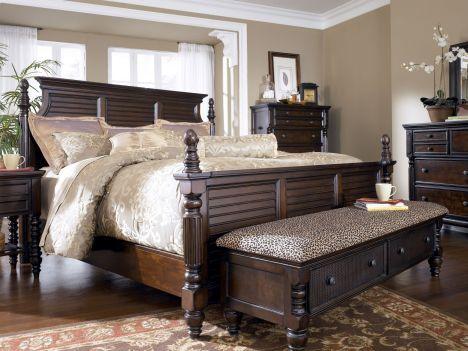 Ashley Millenium King Bedroom Suite Bedroom Furniture