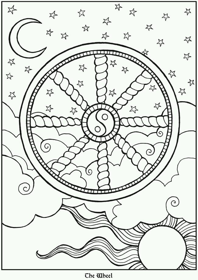 1000 Images About Pagan Kids Coloring