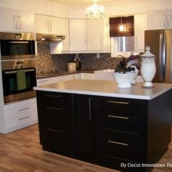 Best Off White Color For Kitchen Cabinets Cabinet Refacing Ideas 17 Images About & Dark Island ...