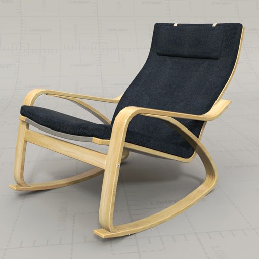 swivel chair mid century gold accent chairs ikea poang : revit format added. | furniture pinterest and