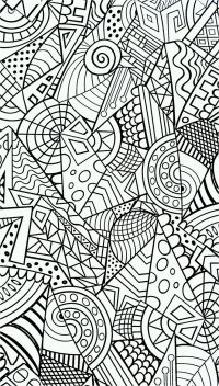 ANTI STRESS COLORING BOOK - Coloring Pages