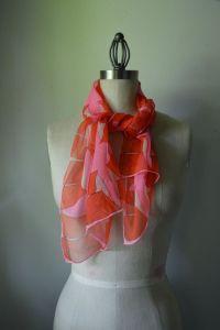 28 best images about Vera scarves on Pinterest   Flower ...