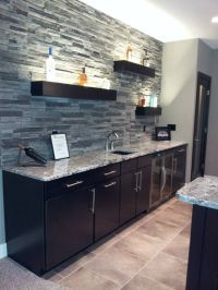 25+ best ideas about Wet bar basement on Pinterest